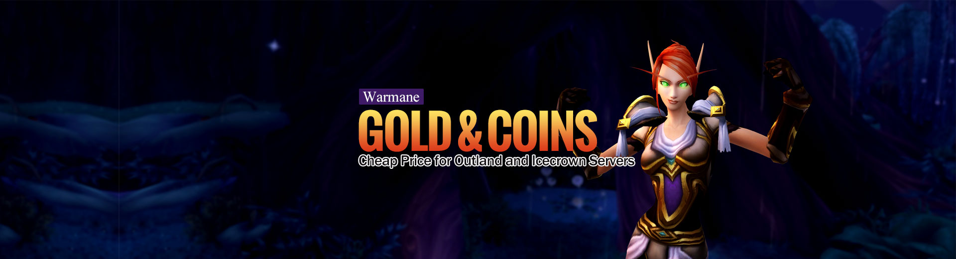 Warmane gold r4pg